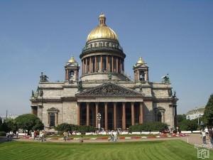 Гранит Исаакиевского собора