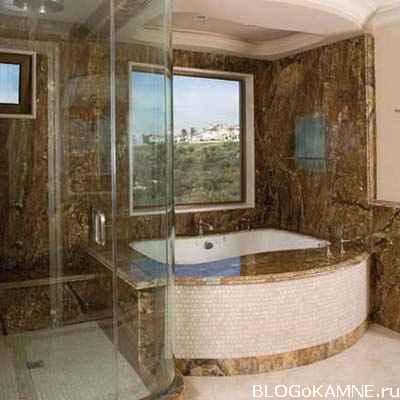 ванная Golden Ray