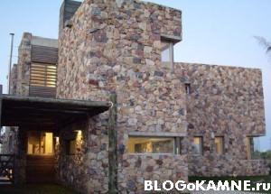 необычные проекты домов из камня