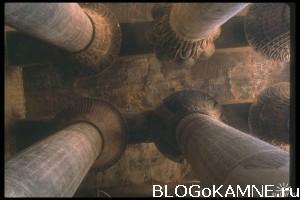 Привязка колонн
