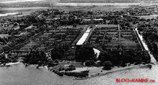 Константиновский дворец. Исторический обзор