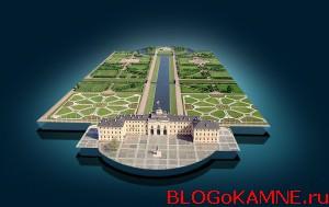 Константиновский дворец. Реконструкция