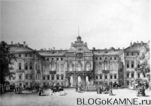 константиновский дворец возрождение