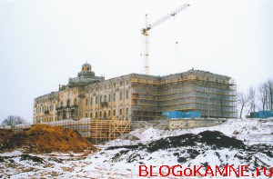РЕКОНСТРУКЦИЯ константиновского дворца