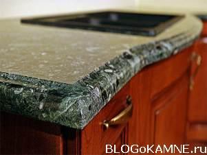Столешница камень обработка столешница на кухню купить пермь