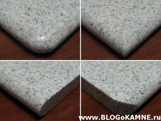 обработка камня валик
