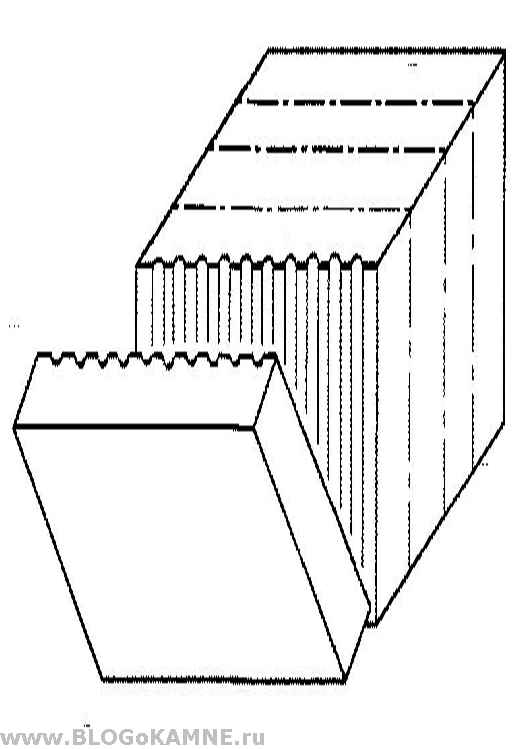 опрокидывание блока