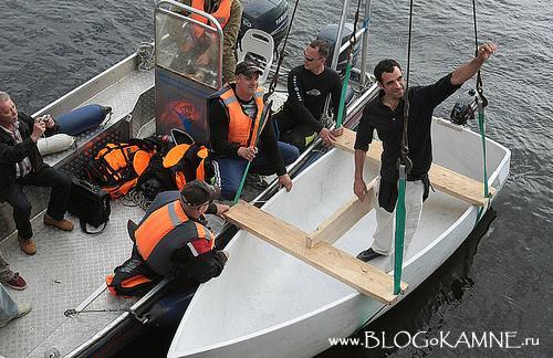 Fabio Viale лодка
