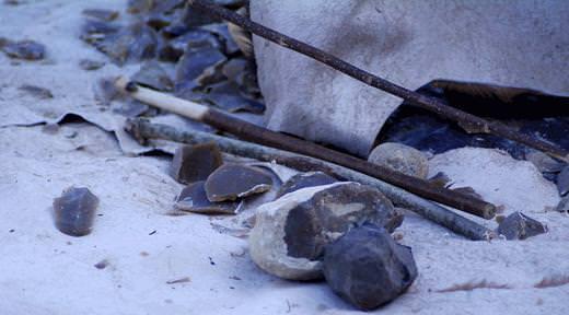 каменное рубило своими руками