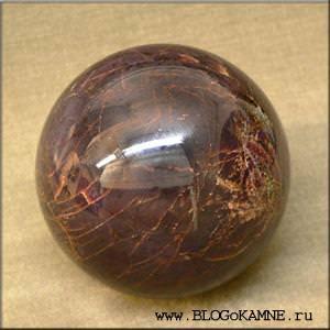шар из камня