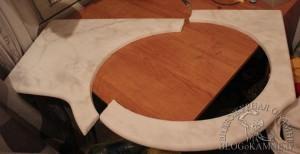 ремонт столешницы из камня