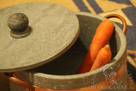 посуда из мыльного камня