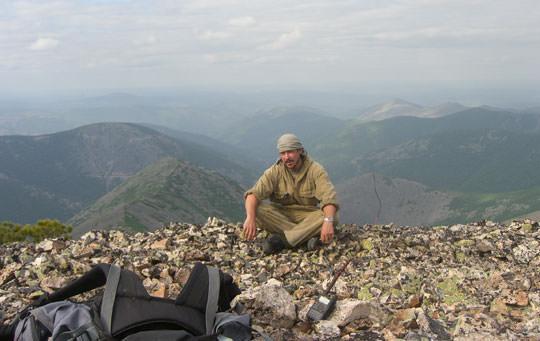 Якутия горы