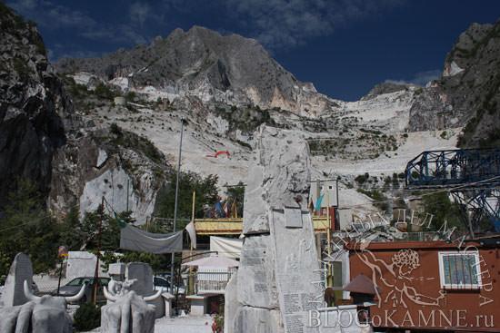 музей мрамора в италии