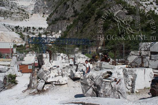Итальянский музей мрамора