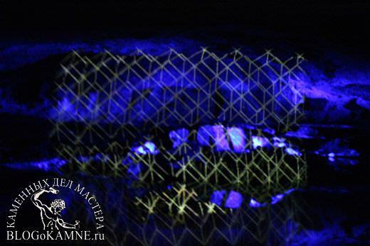лазерное шоу в гальштате