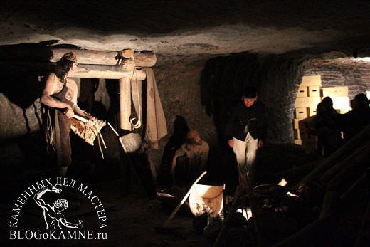 шахта в гальштате