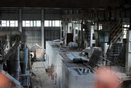 камнедробильный завод