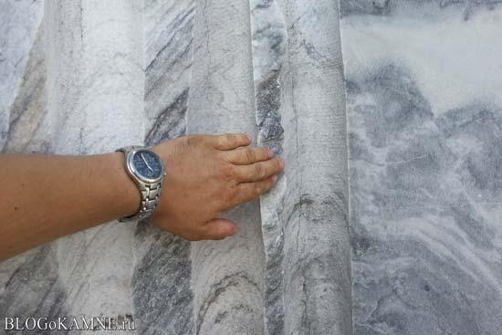 мраморный карьер карелии