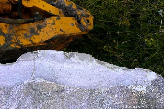 Как разломить камень